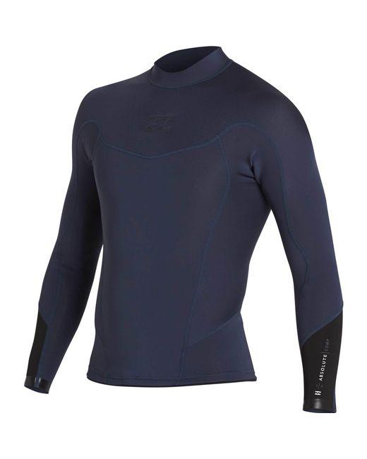 Billabong - Blue 2/2 Absolute Comp Jacket for Men - Lyst