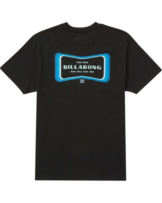 Billabong - Black Pulse Tee for Men - Lyst