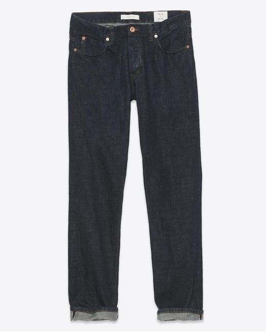 Billy Reid | Blue Slim Jean for Men | Lyst