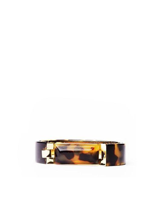 Black.co.uk   Multicolor Tortoiseshell Resin Bracelet   Lyst