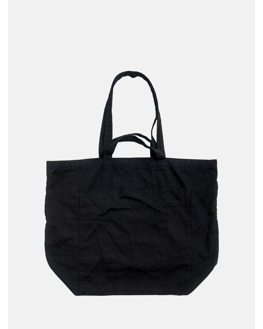 Baggu - Giant Pocket Tote_black - Lyst