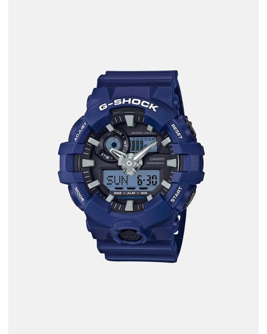 G-Shock - Blue G Shock Duo for Men - Lyst