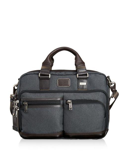 Tumi | Gray Andersen Slim Commuter Briefcase for Men | Lyst