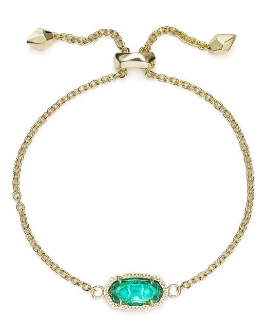 Kendra Scott - Multicolor Elaina Birthstone Bracelet - Lyst