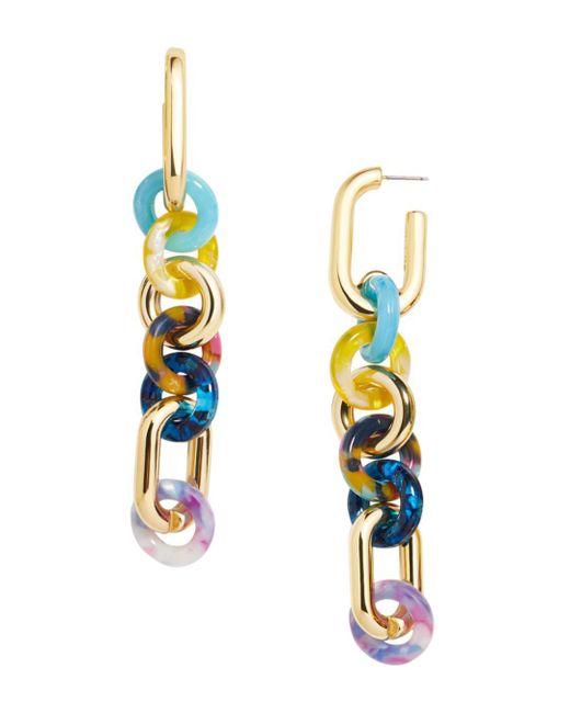 BaubleBar - Multicolor Ronell Link Drop Earrings - Lyst