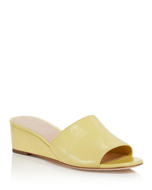 Loeffler Randall - Multicolor Women's Tilly Demi Wedge Slide Sandals - Lyst