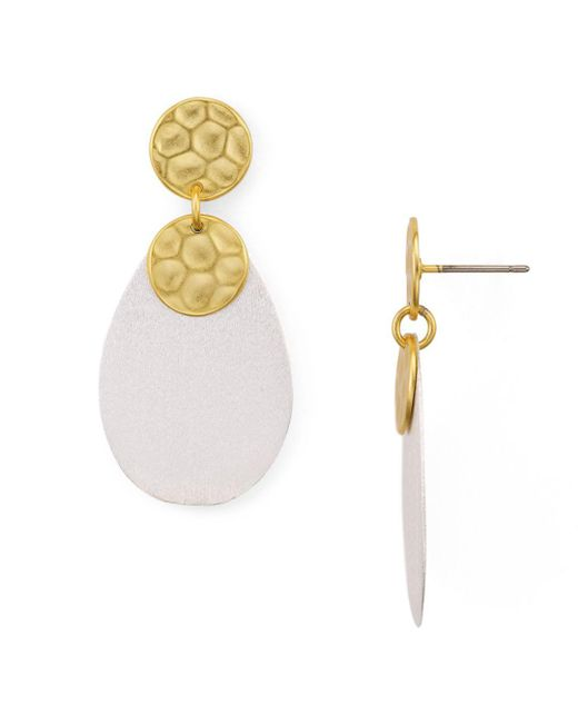 Stephanie Kantis - Metallic New Beginning Earrings - Lyst