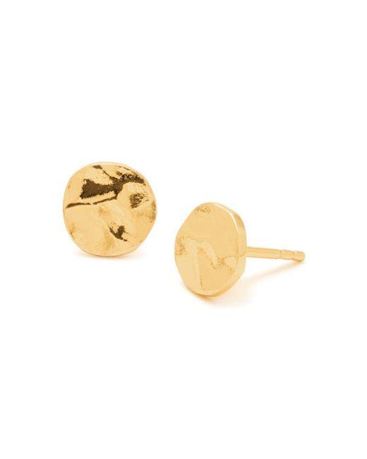 Gorjana - Metallic Chloe Stud Earrings - Lyst