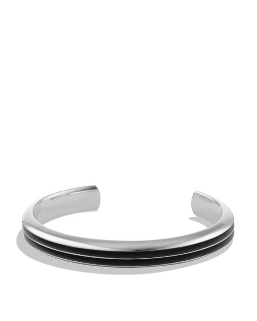 David Yurman | Metallic Knife-edge Cuff for Men | Lyst