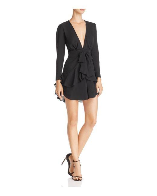 For Love & Lemons   Black Vivi Party Dress   Lyst