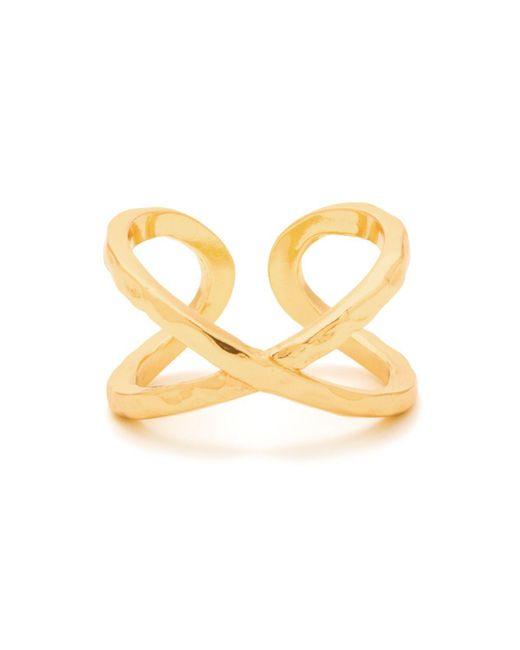 Gorjana   Metallic Elea Ring   Lyst