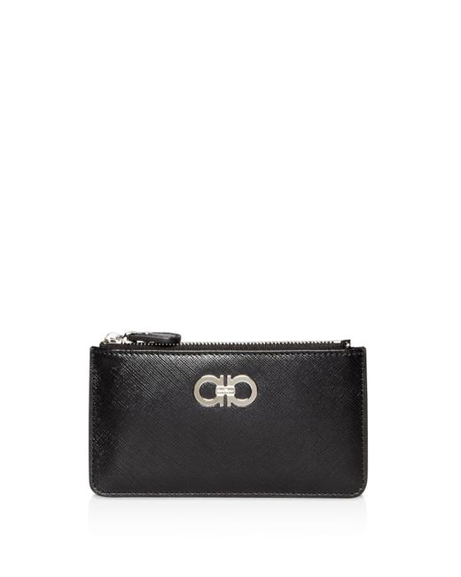 Ferragamo | Red Card Case - Gancini Icona | Lyst
