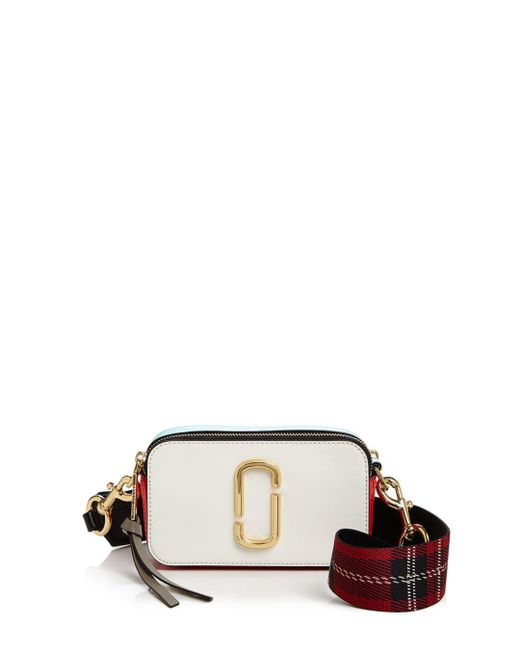 Marc Jacobs - Multicolor Snapshot Leather Camera Bag - Lyst