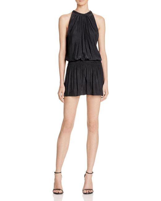 Ramy Brook | Black Paris Dress | Lyst