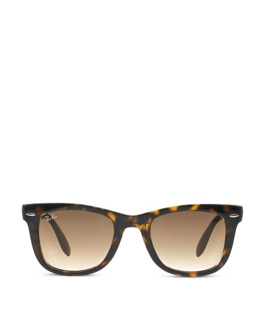 Ray-Ban - Brown 50mm - Lyst
