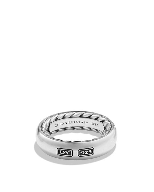 David Yurman | Metallic Streamline Ring | Lyst