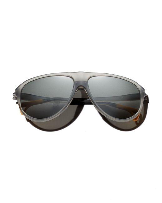 District Vision - Black Men's Kaishiro Aviator Sunglasses for Men - Lyst