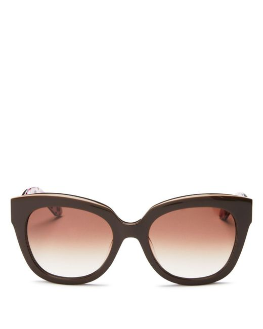 kate spade new york | Brown 54mm | Lyst