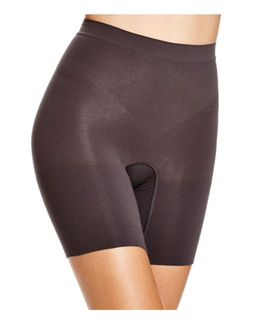 Spanx | Black Power Shorts #2744 | Lyst