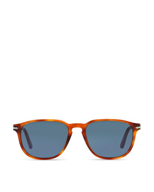 Persol | Blue 55mm | Lyst