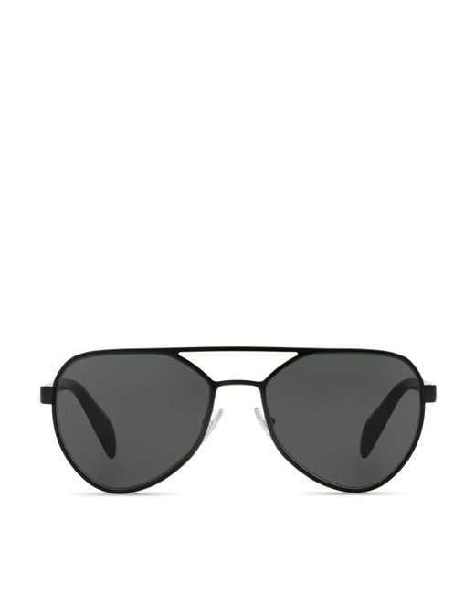 Prada | Black 58mm for Men | Lyst
