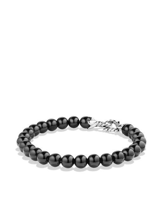 David Yurman - Spiritual Beads Bracelet With Black Onyx - Lyst