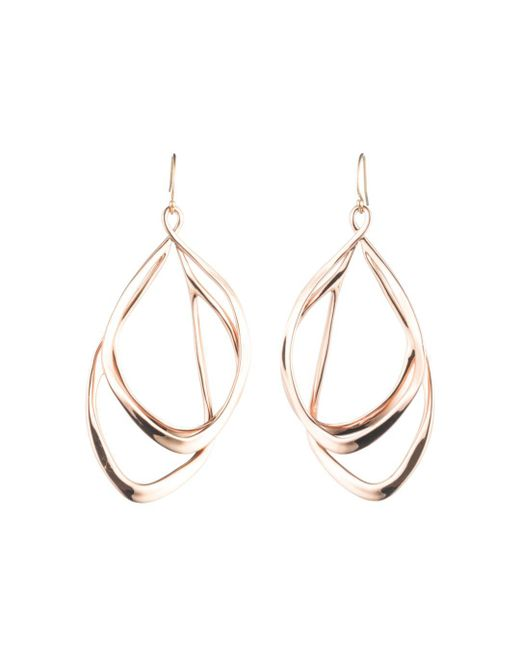 Alexis Bittar - Metallic Orbit Drop Earrings - Lyst