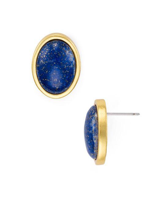 Stephanie Kantis | Blue Nugget Stud Earrings | Lyst