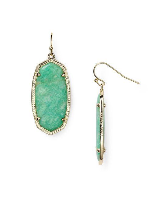 Kendra Scott | Multicolor Elle Earrings | Lyst