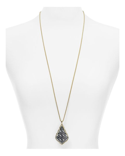 Kendra Scott | Metallic 32"