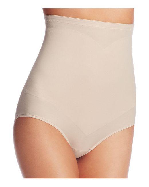 Tc Fine Intimates | Natural Adjust Perfect High-waist Briefs | Lyst