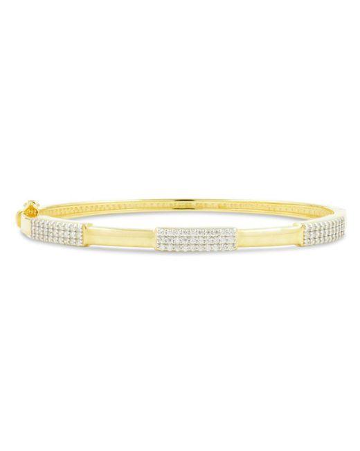 Freida Rothman - Metallic Radiance Bangle Bracelet - Lyst