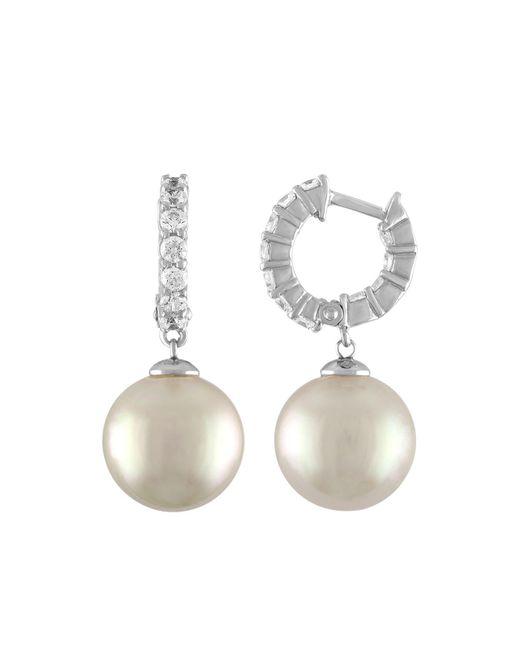 Majorica | Multicolor Simulated Pearl Drop Earrings | Lyst
