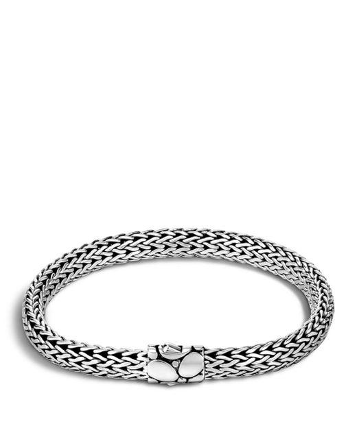 John Hardy - Metallic Small Chain Bracelet With Kali Clasp - Lyst