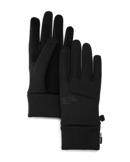 The North Face - Black Hardface Tech Gloves for Men - Lyst