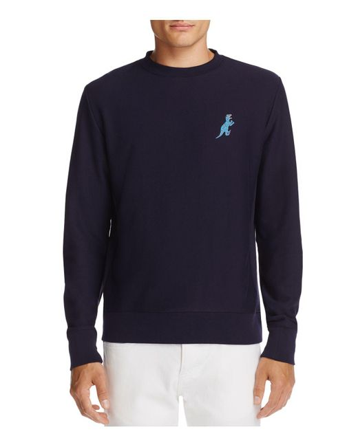 PS by Paul Smith | Blue Dino Sweatshirt for Men | Lyst