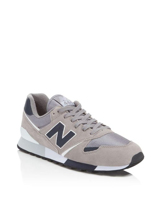 New Balance   Gray 446 Sneakers for Men   Lyst