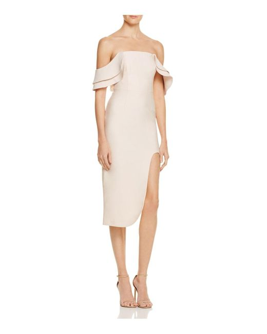 C/meo Collective | Multicolor First Impression Off-the-shoulder Dress | Lyst