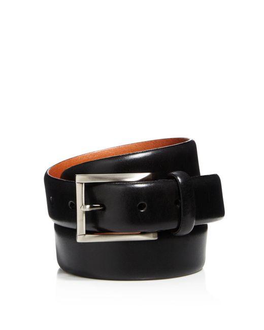 Trafalgar | Black Marco Leather Belt for Men | Lyst