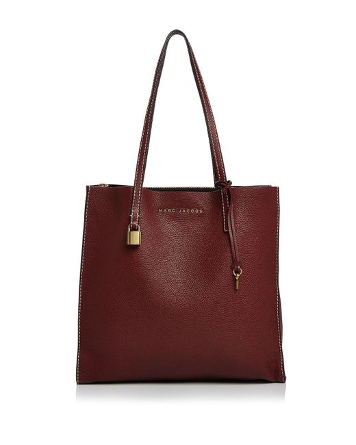 Marc Jacobs   Multicolor The Grind East/west Leather Tote   Lyst