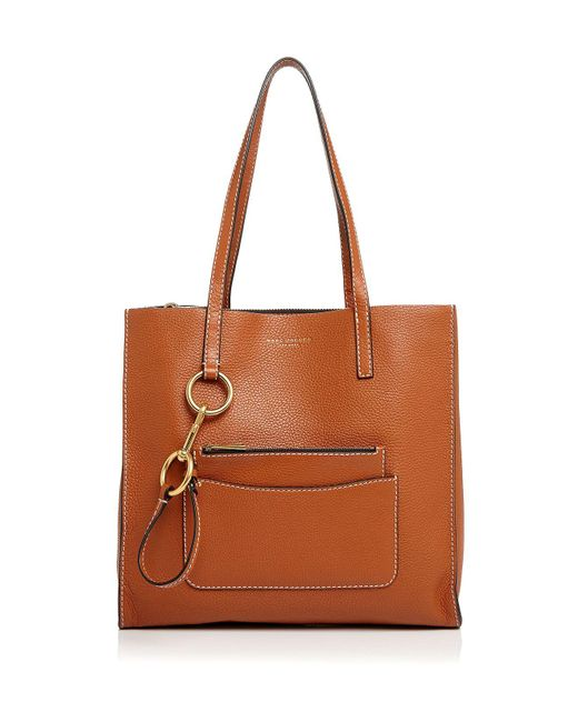 Marc Jacobs | Multicolor The Bold Grind East/west Leather Tote | Lyst