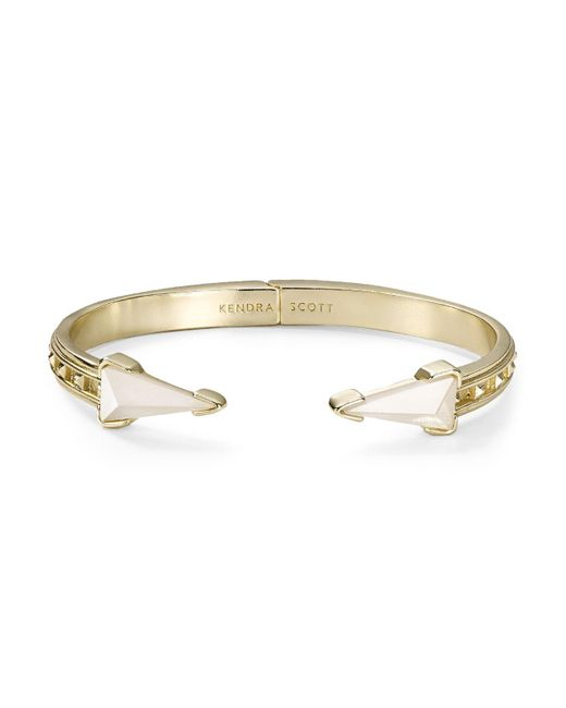 Kendra Scott | Metallic Misty Bracelet | Lyst