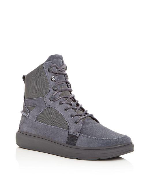 Creative Recreation | Gray Men's Desimo High Top Sneakers for Men | Lyst