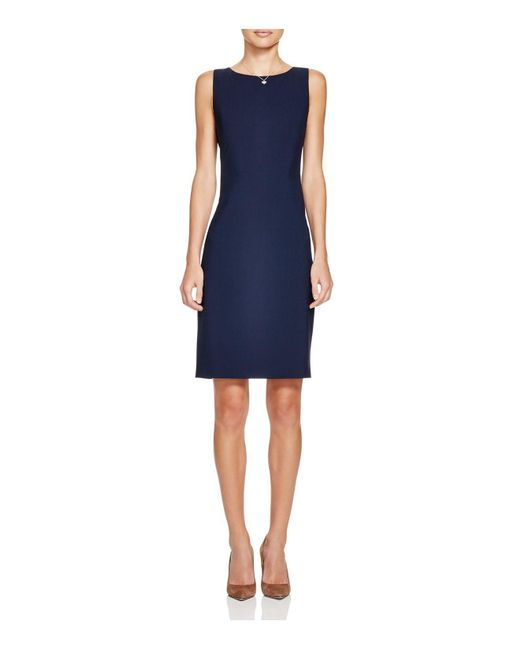 Theory | Blue Betty 2b Edition Dress | Lyst