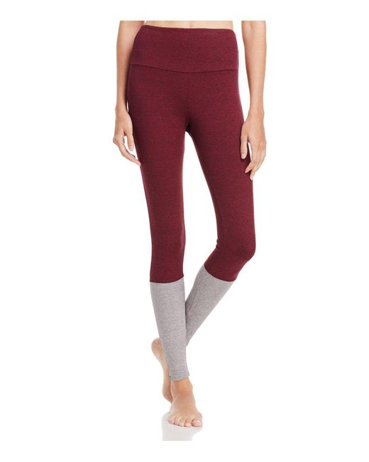 Onzie | Red Street Leggings | Lyst