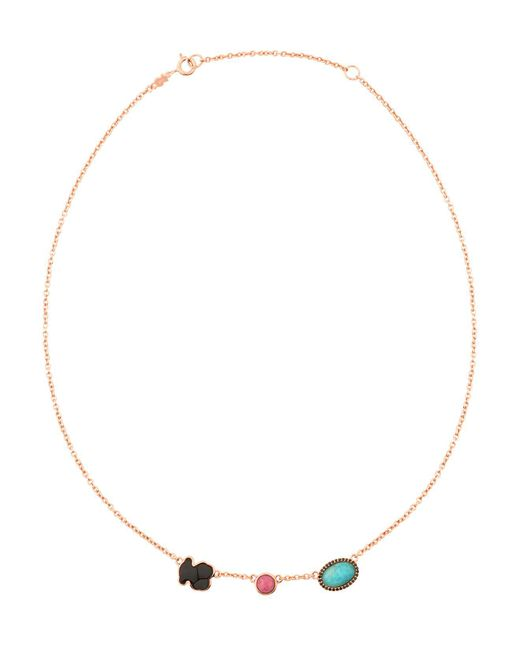 Tous - Multicolor Necklace - Lyst