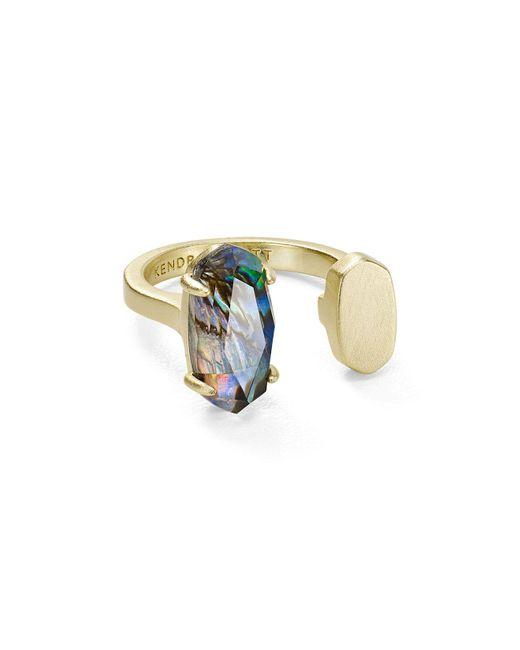 Kendra Scott | Multicolor Pryde Ring | Lyst