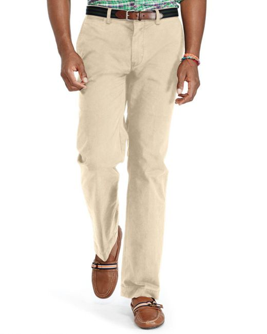 Polo Ralph Lauren - Natural Stretch Classic Fit Chino Pants for Men - Lyst