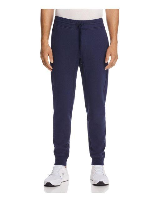 The Narrows | Blue Slim Jogger Pants for Men | Lyst