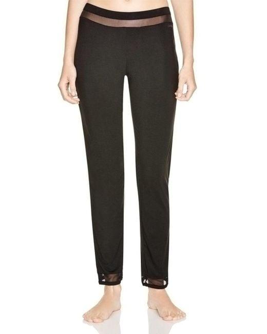 Calvin Klein - Black Naked Touch Pajama Pants - Lyst